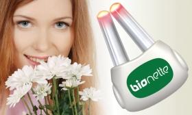 19.990 Ft helyett 9.990 Ft: BioNette vörösfény terápiás készülék allergiás tünetek kezelésére
