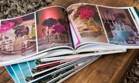 A/4-es vagy négyzet alakú 80 oldalas fotókönyv szerkeszthető keményborítóval a Fotókönyvbolttól 46% kedvezménnyel
