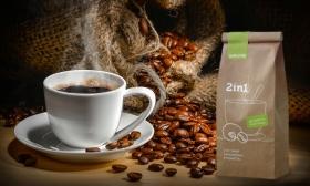 4.950 Ft helyett 2.490 Ft: Ganoderma 2 in 1 kávé különlegesség