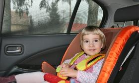 7.990 Ft helyett 2.790 Ft: Nemsüti árnyékoló huzat az autó hátsó ablakaira a forró napsütés ellen, többféle méretben és formában