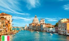 19.990 Ft helyett 11.990 Ft: Buszos utazás 1 fő részére Velencébe több időpontban, fakultatív hajózással Murano és Burano szigetére, az Adutours jóvoltából