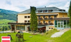 Egész szezonban foglalható ausztriai kikapcsolódás! 3 vagy 4 nap, 2 személy részére félpanziós ellátással, ebédcsomagokkal, wellness használattal a semmeringi Alpenhof Hotelben 49-54% kedvezménnyel