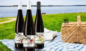 1.850 Ft helyett 1.190 Ft: 2013-as Balatoni Piros Tramini, Margherita vagy Chardonnay-Sauvignon blanc cuvée a Wine Eye Balatontól