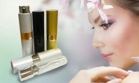 1.790 Ft helyett 599 Ft: Hordozható parfümporlasztó 3 választható színben