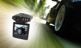 13.990 Ft helyett 6.990 Ft: Autós útvonalrögzítő biztonsági kamera