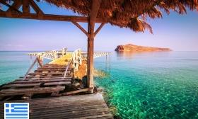 Egyhetes nyaralás Krétán 2 vagy 3 fő részére repülővel, reptéri illetékkel, önellátással, júliusi vagy augusztusi indulással 29-36% kedvezménnyel