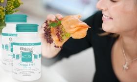 4.590 Ft helyett 2.990 Ft: 2 doboz Bioheal 1200 mg-os Omega 3-6-9 lágy kapszula