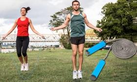 Fitness ugrálókötelek választható típusban, különböző színben 40-47 % kedvezménnyel
