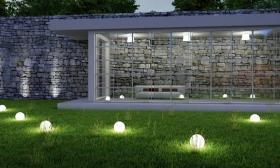 Kerti leszúrható solár lámpa választható méretben 30-40 % kedvezménnyel