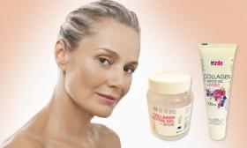 Collagen aktive gél + MSM a bőr kötőszöveti rostjainak megújulásáért (100 ml vagy 350 g) 50-52% kedvezménnyel