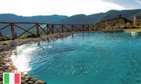 Toszkán varázs - 4 vagy 5 nap szállás, 2 főnek félpanziós ellátással és medence használattal a négycsillagos Resort I Tre Baroni-ban 44-45% kedvezménnyel