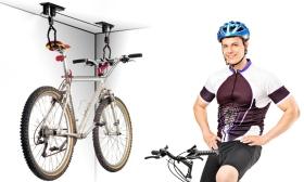 4.990 Ft helyett 2.990 Ft: Kerékpár lift - gyors, helytakarékos megoldás bringádnak
