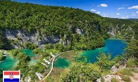 19.840 Ft helyett 10.900 Ft: Kétnapos autóbuszos kirándulás a festői szépségű Plitvicei-tavakhoz 1 fő részére, az Aries Travellel