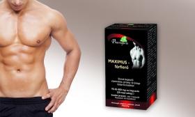 7.600 Ft helyett 5.290 Ft: Maximus férfivitamin, növekvő szexuális vágy és energia természetes módon