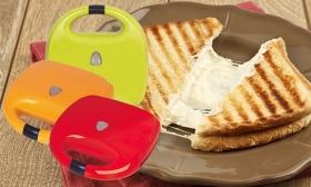 5.790 Ft helyett 3.990 Ft: Venga tapadás mentes bevonatú, melegszendvics sütő, 3 választható színben