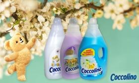 Coccolino öblítők többféle illattban 2 vagy 4 literes kiszerelésben 17-42 % kedvezménnyel