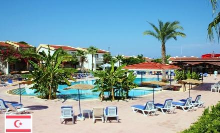 Egy hetes nyaralás Cipruson 2 fő részére bomba áron repülővel, reptéri illetékkel, csomagszállítással, reggelivel a Holiday Club Simena Hotel***-ben 37-42% kedvezménnyel