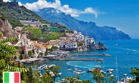 Olaszországi nyaralás az elbűvölő Amalfi-parton! 4, 5, 6 vagy 8 nap 2 fő részére reggelivel és medence használattal a Hotel La Margherita-ban 50% kedvezménnyel