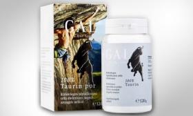1.790 Ft helyett 1.290 Ft: 120g GAL Taurin Por a koleszterinszint csökkentésért