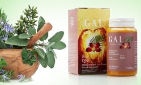 GAL Bio Q10-koenzim 26-32% kedvezménnyel
