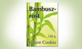 790 Ft helyett 490 Ft: Natura Cookta bambuszrost 150 g-os kiszerelésben