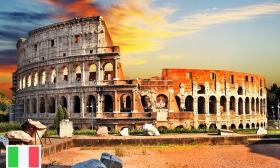 Decemberig foglalható római vakáció - 4 nap, 1 fő részére repülővel, reptéri illetékkel, reggelivel a központi elhelyezkedésű, négycsillagos Marc'Aurelio Hotelben 31-48% kedvezménnyel