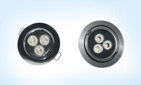 Mennyezetbe süllyeszthető, beépíthető LED lámpák 64-70% kedvezménnyel