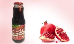 1.490 Ft helyett 699 Ft: Vichy 99%-os gránátalma nektár 1 literes kiszerelésben