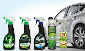 Külső-, belső autós tisztító csomag 51-55% kedvezménnyel