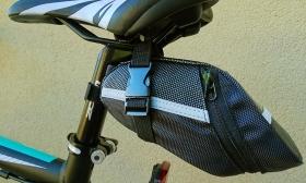 2.490 Ft helyett 990 Ft: Ülés alá szerelhető kerékpár táska