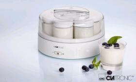 5.990 Ft helyett 4.990: Clatronic joghurt készítő
