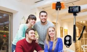 5.900 Ft helyett 2.990 Ft: Selfie fényképező bot kioldóval