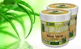 1.980 Ft helyett 1.390 Ft: 2 db HERBioticum Aloe vera krém 250 ml +6 gyógynövénnyel (2 x 250 ml)