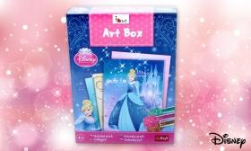 2.899 Ft helyett 1.490 Ft: Disney hercegnők csillagpor művészdoboz