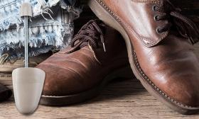 1.750 Ft helyett 790 Ft: Cipő sámfa 2 féle méretben