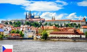 49.990 Ft helyett 24.990 Ft: 3 napos páros pihenés Prágában büféreggelivel, kedvezményes szauna és medence használattal, masszázzsal a négycsillagos Relax Inn Wellness Hotelben