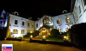 Kapcsolódj ki a festői szépségű Kassán! 3 vagy 4 nap két főre félpanzióval, wellness használattal a Hotel Bankovban 45-51% kedvezménnyel