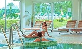 70.000 Ft helyett 49.900 Ft: 3 nap 2 főnek félpanzióval, egyszeri bowling vagy fallabdázási lehetőséggel a zsámbéki Szépia Bio&Art Hotelben