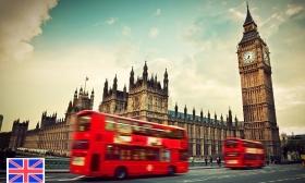 London repülővel - 4 nap, 3 éjszaka két főnek repülővel, reptéri illetékkel, reggelivel 3 csillagos szállodában a Budavár Tours-tól 31-34% kedvezménnyel