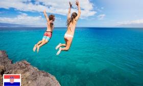 Isztriai nyaralás önellátással - 4 vagy 8 nap 3-5 főnek egész nyáron a Duga Uvala Apartmanokban 25% kedvezménnyel