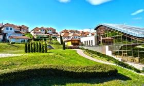 100.000 Ft helyett 59.990 Ft: 3 napos exkluzív páros wellness pihenés a Gerecse környezetében elterülő 5 csillagos Duna Residence üdülőparkban félpanzióval, korlátlan wellness használattal