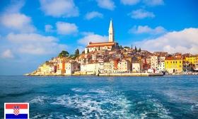 Elő- és utószezoni horvátországi pihenés a festői Novigrad városában! 4, 6 vagy 8 nap 2 felnőtt és akár egy 12 éven aluli gyermek részére apartmanban félpanzióval, wellness kedvezménnyel és további extrákkal 50% kedvezménnyel