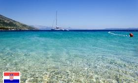 Pihentető üdülés Horvátországban - 4 vagy 8 nap két főnek félpanziós ellátással a Vila Sax stúdió apartmanjaiban, a Makarska Riviérán 24-27% kedvezménnyel