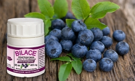 2.900 Ft helyett 1.990 Ft: BILACE - Fekete áfonya kivonata A-, C-, E-vitaminnal
