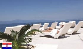 Családi nyaralás Krk-szigeten - 3 vagy 5 nap két felnőtt és 1 vagy 2 gyermek részére félpanziós ellátással Malinskán, a Hotel Malin-ban 22-37% kedvezménnyel