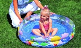 Mintás gyerek medencék választható méretben 40% kedvezménnyel