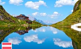Aktív kikapcsolódás a hűs Alpokban - 4 vagy 8 nap két fő részére Észak-Tirolban, reggelivel, via ferrata túra, kerékpárkölcsönzés és grillvacsora lehetőségével a Mountain Beach Quiksilver Vendégházban 50-55% kedvezménnyel