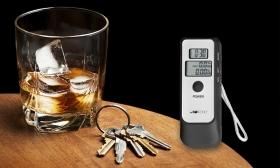 3.990 Ft helyett 2.790 Ft: Digitális alkohol teszter