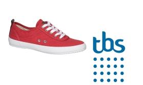 11.990 helyett 7.190 Ft: TBS női nyári vászoncipők