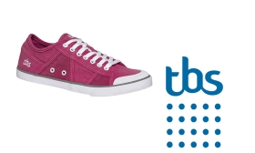 13.990 Ft helyett 8.390 Ft: Violay-k TBS vászon cipő
